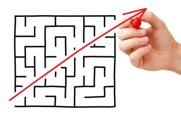 Maze Shortcut